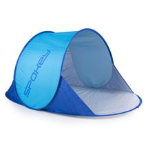 SPOKEY - NIMBUS samorozkládací plážový paravan modrý