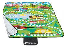 SPOKEY - PICNIC BOARDGAME Pikniková deka orig. vzor 130 x 170 cm