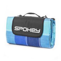 SPOKEY - PICNIC FLANNEL Pikniková deka s popruhem  150 x 180 cm akryl