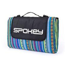 SPOKEY - PICNIC FLORAL Pikniková deka, 130x140 cm