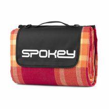 SPOKEY - PICNIC SUNSET Pikniková deka s popruhem, 180x210 cm