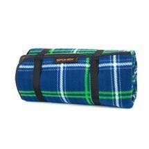 SPOKEY - PICNIC TARTANA Pikniková deka s popruhem  150 x 180 cm