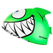 SPOKEY - REKINEK-Plavecká čepice ŽRALOK zelená