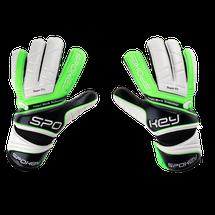 SPOKEY - TOUCH Brankářské rukavice zelené roz.11