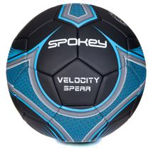 SPOKEY - VELOCITY SPEAR - Fotbalový míč černo-modrý vel.5