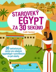Staroveký Egypt za 30 sekúnd - Simon Holland