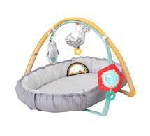 TAF TOYSHrací deka & hnízdo s hudbou pro novorozence