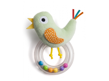 TAF TOYS - Chrastítko ptáček