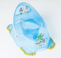 TEGA BABY - Nočník Aqua modrý