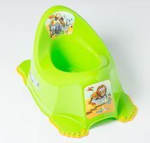 TEGA BABY - Nočník Safari žlutý