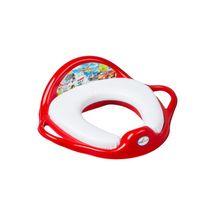 TEGA BABY - redukce na WC měkká Cars červená