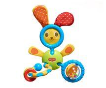 TINY LOVE - Zajíček TrioBunny Trio Toy