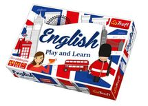 TREFL - Hra Play and Learn - English