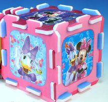 TREFL - Pěnové puzzle Minnie