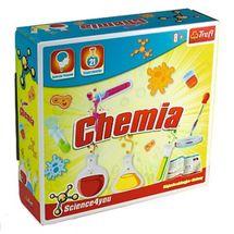 TREFL - Science 4 U - Chemická laboratoř