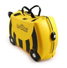 TRUNKI - Cestovní kufřík Včelka Bernard