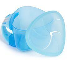 VITAL BABY - Dětská miska Snackbox, modrá