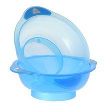 VITAL BABY - Dvě misky Unbelievabowl - modrá