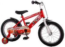 """VOLARE - Dětské kolo, Cars ® 16 """", Red"""