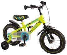 """VOLARE - Dětské kolo, Electric Green,, 12 """"- zelený"""