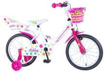 """VOLARE - Dětské kolo pro dívky, Ashley,, 16 """"- růžový"""