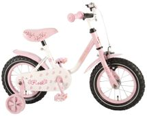 """VOLARE - Dětské kolo pro dívky, Rose,, 12 """"- růžový"""