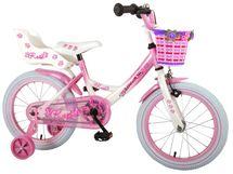 """VOLARE - Dětské kolo pro dívky, Rose,, 16 """"- růžový"""