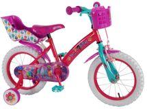 """VOLARE - Dětské kolo, Trolls 16 """", Pink"""