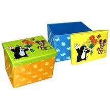 WIKY - Box na hračky Krtek