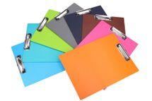 WIKY - Deska s klipem barevná A4 - mix barev