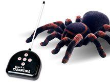WIKY - Hrozivá tarantule 22 cm, RC