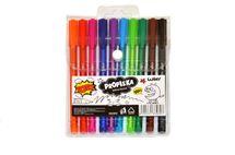WIKY - Pero barevné Wiky 10ks
