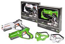 WIKY - Pistole laserová + maska 1ks