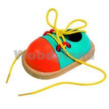 WOODY - Woody Šněrovací bota