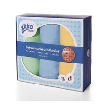 XKKO - organic bavlněné osušky starých časů 90x100 pro kluky