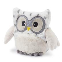 YOOMI - hřejivá plyšová sněžná sovička