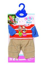 ZAPF - Baby Born Oblečení na chlapečka, 2 druhy