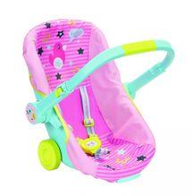 ZAPF - Baby born Přenosná sedačka na kolečkách