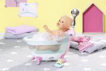 ZAPF CREATION - BABY born Interaktivní vana s funkcí pěny 824610