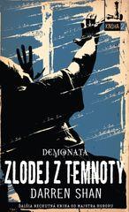 Zlodej z temnoty Demonata 2. - Darren Shan