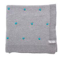 ZOPA - Dětská deka Dots, Mint
