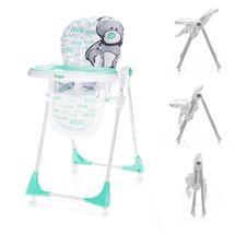 ZOPA - Dětská jídelní židlička Monti - Menthol Mint