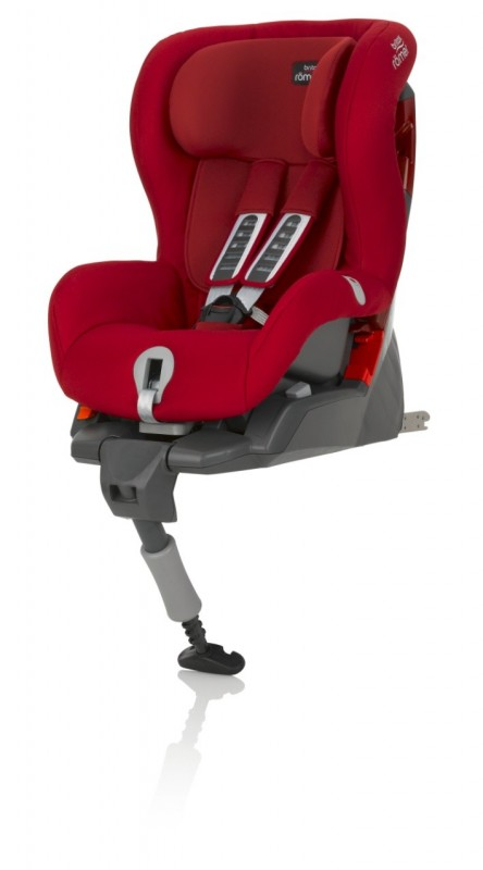 RÖMER - Autosedačka SAFEFIX PLUS, 9-18 kg, 2016, Flame Red