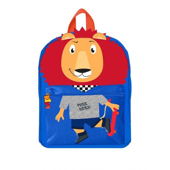 ROSA - Dětský batoh Lion Rosa