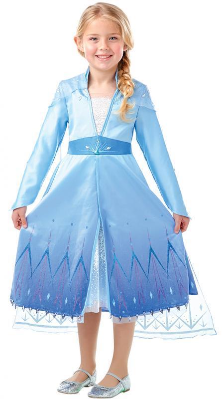 RUBIES - Frozen 2: ELSA - PREMIUM kostým - vel. M