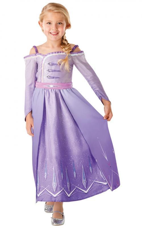 RUBIES - Frozen 2: ELSA - SPECIAL kostým (Prologue) - vel. L
