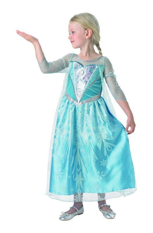 RUBIES - Frozen: Elsa Premium - vel. M
