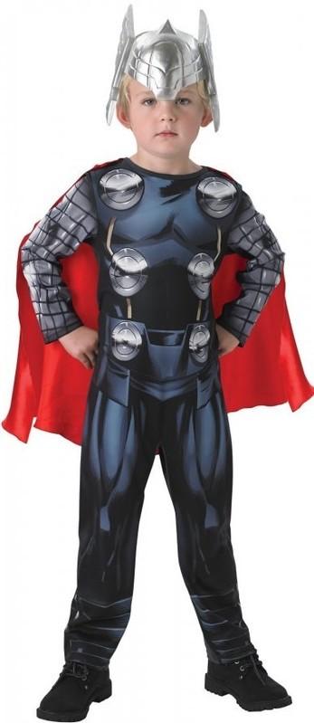RUBIES - Karnevalový kostým Avengers: Assemble - Thor Classic - vel. L