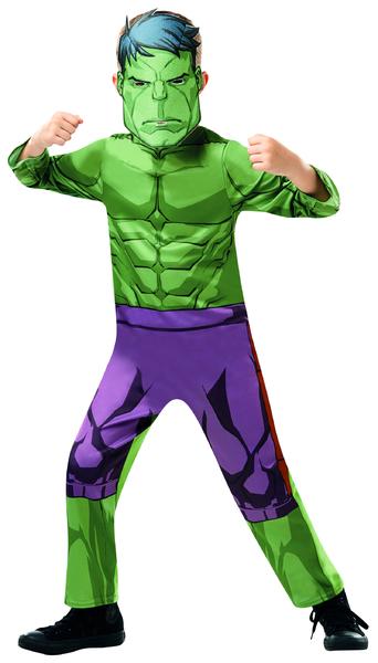 RUBIES - Kostým Avengers: Hulk Classic - vel. L
