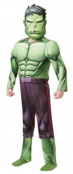RUBIES - Kostým Avengers: Hulk Deluxe - vel. XL